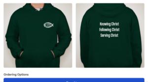 NUBS sweatshirt