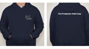 PYGS sweatshirt
